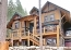 Log & Timber Rustic Style Residence, Priest Lake, Idaho